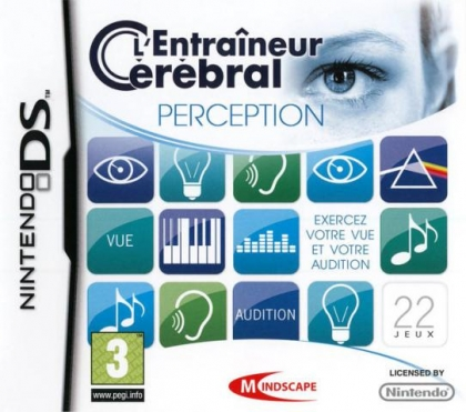 L'Entraîneur Cérébral : Perception [France] image
